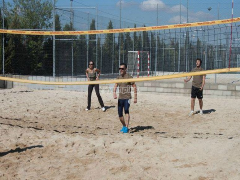 Volley team