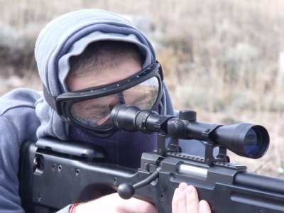 Airsoft y Paintball Los Lagartos