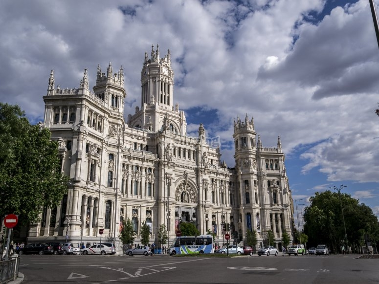 Municipio di Madrid
