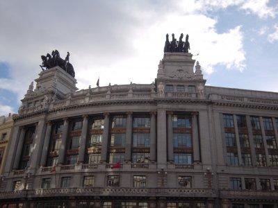 El Madrid de Antonio Palacios Ruta guiada