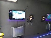 Equipos de juego virtual