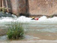 Disfruta de las aguas bravas en estado puro