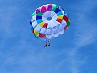 Parasailing in Alicante