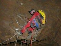 Más de 100.000 metros de cuevas