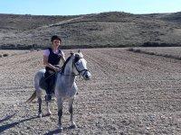 Paseo a caballo por los alrededores