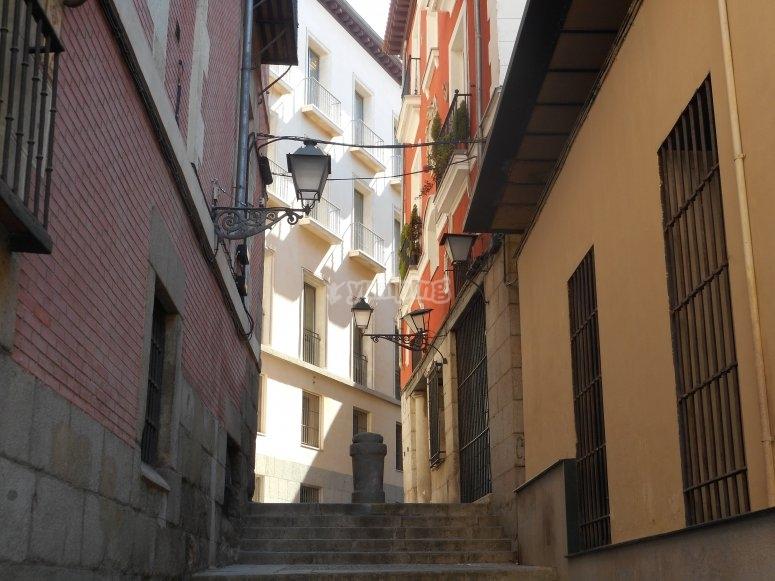 Calle del Conde