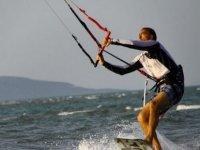 La Manga的私人风筝冲浪课程,6小时