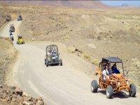 Ruta en buggies Fuerteventura
