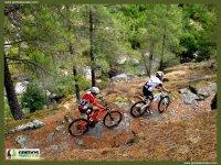Mountain bike route (Gredos MTB)