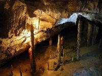 Espeleologia en grandes cavidades