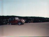 La dunas de arena