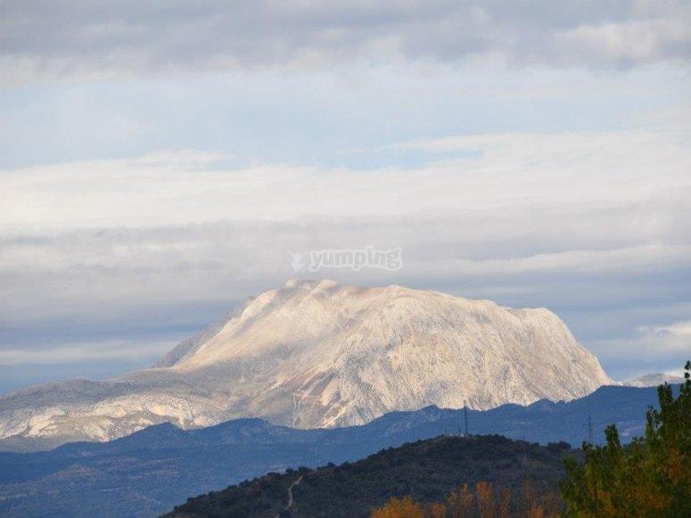 Disfruta de los mejores paisajes de Huesca