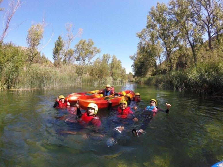 Rafting en Buendía