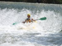 Kayak Presa del Jarral