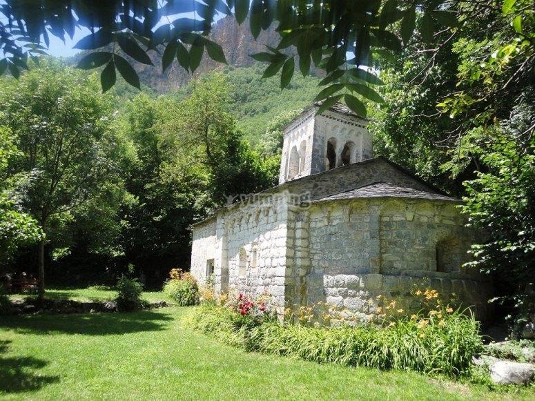 Ermita románica de Gracia