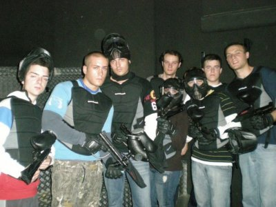 Quest Ocio Paintball