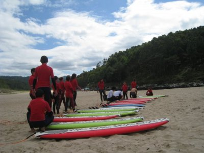 Oxígeno Surf School