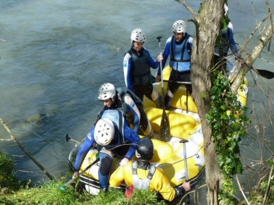 Rafting en el Alto Ebro XL 12,5 km. Cantabria