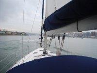 Sailboats of great length