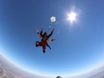 Skydive Atmósfera