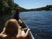 Rutas guiadas en canoa