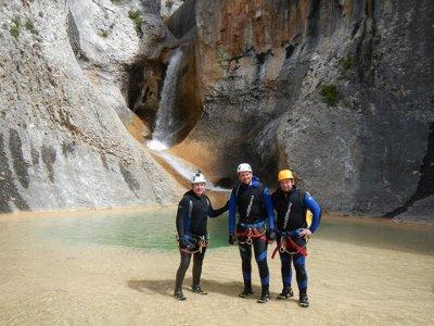 Racons del Pirineu Barranquismo