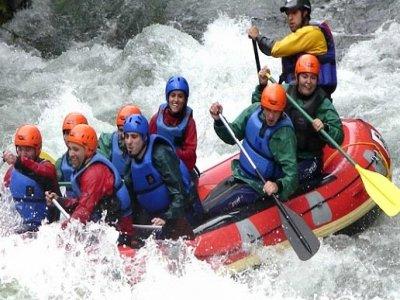 Aventura León Sportlider Rafting
