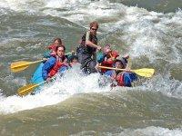 Rafting en León