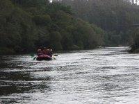 Descenso de rafting en León
