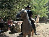 grupos de rutas caballo