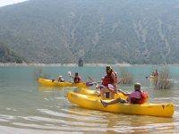 Cruises in canoe