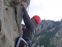 Iníciate en la escalada en León