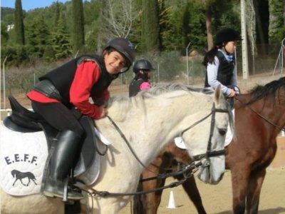 Escola d'equitacio Font d'en Fargues Despedidas de Soltero