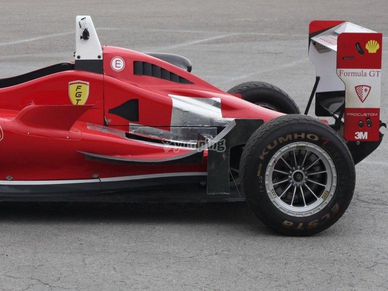 Drive a Formula 3 at Can Padró