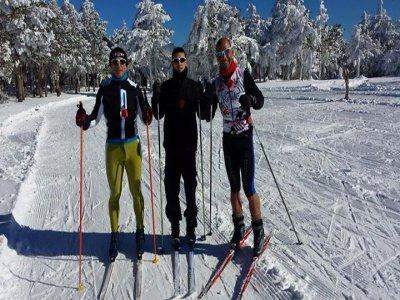 Centro de Esquí Nórdico Navafría Esquí de Fondo