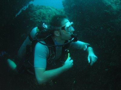 在Arinaga潜水洗礼6小时