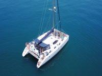 Ruta en catamarán de 2 horas en puerto de Málaga