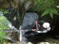 Canyoning XL in Valles Pasiegos