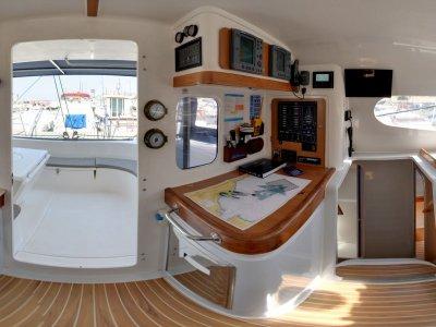 Alquila un catamarán un fin de semana en Málaga