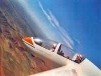 GROB G 103 TWIN II ACRO aircraft model