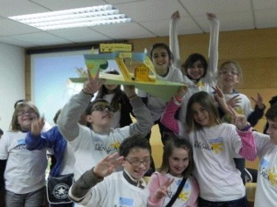 Campamento de inglés en Menorca, English in Action