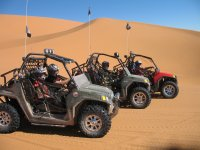 Rutas en buggy por el desierto