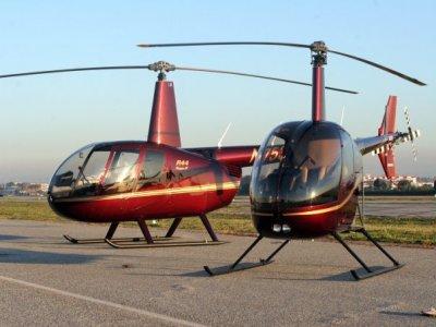 Aviación & Aventura Paseo en Helicóptero