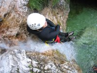 Canyoning in Leon