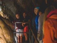 Cueva visitable de Valdeajo en León