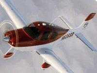 Volar en avioneta