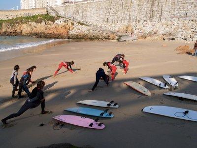 Curso de iniciación 5 días en Playa del Lozán