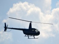 Vuelo en helicóptero en Málaga