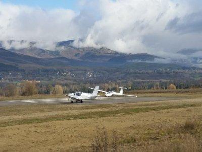 Aerodromo de la Cerdanya Vuelo sin Motor