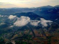 Paseo en globo en Girona